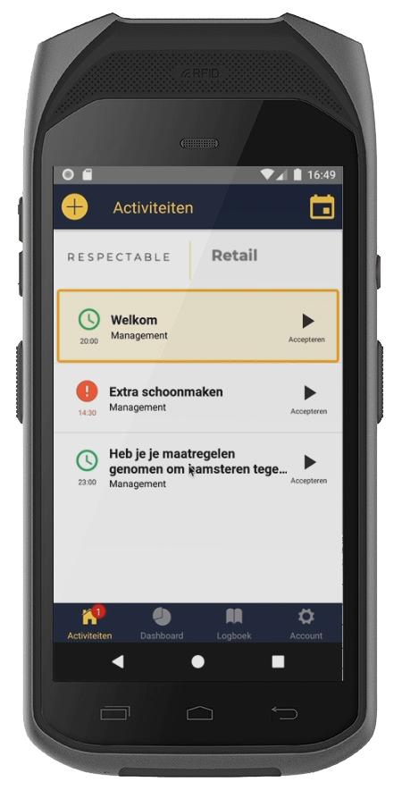 BrandSentry on PDA